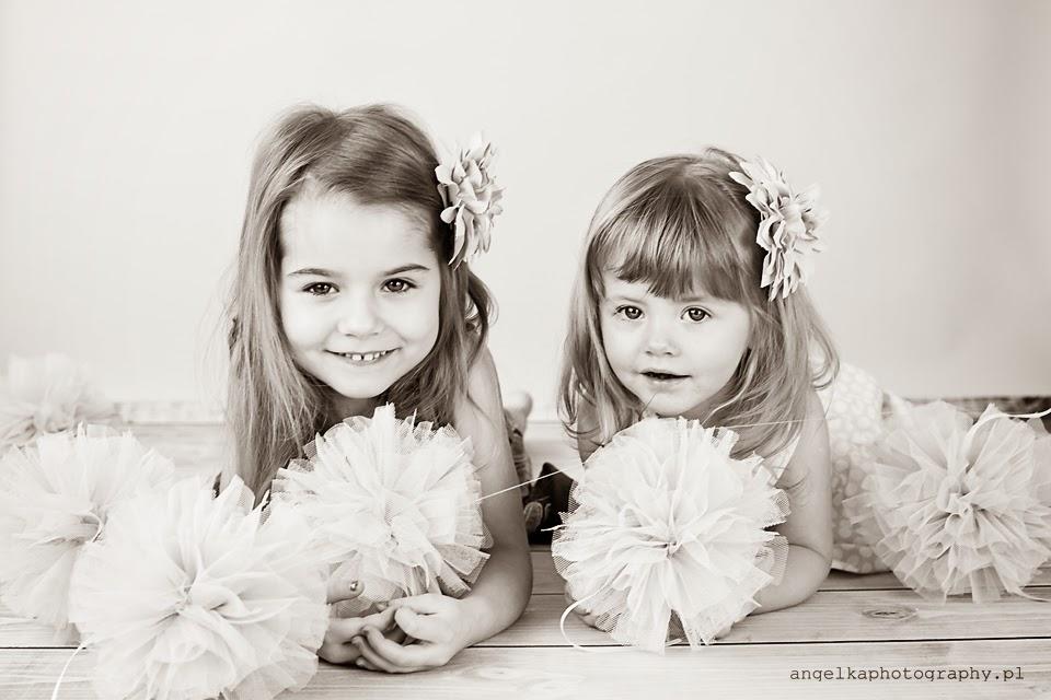 portret siostr, sesja dziecieca,