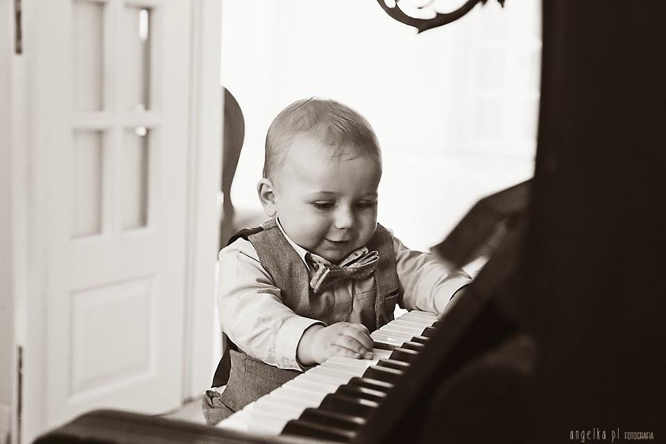 mały kompozytor,