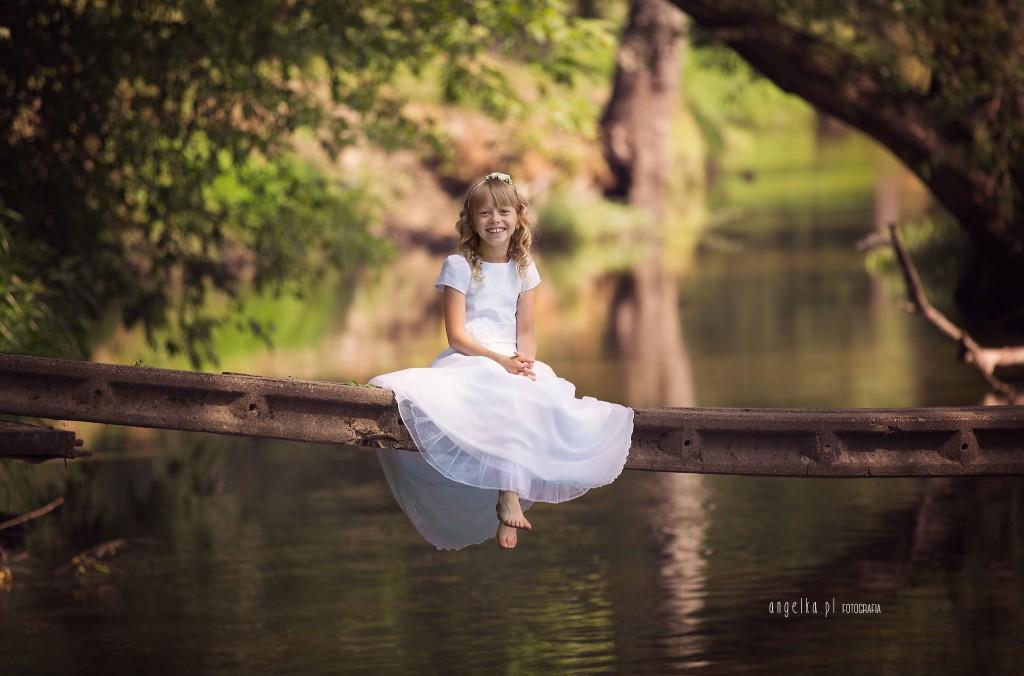sesja Sary nad rzeką