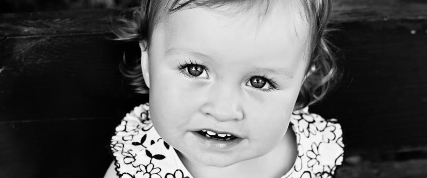 Sesje noworodkowe portret dziecka