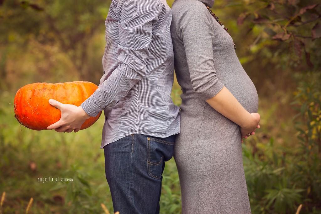 Magda i Grzegorz - jesiennie
