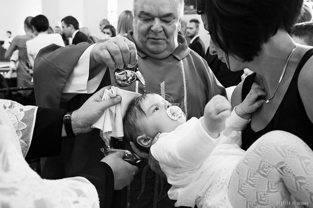 Chrzest Święty bliźniaczek