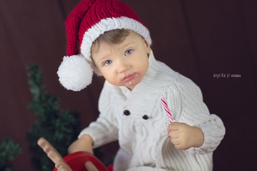 Oli świątecznie
