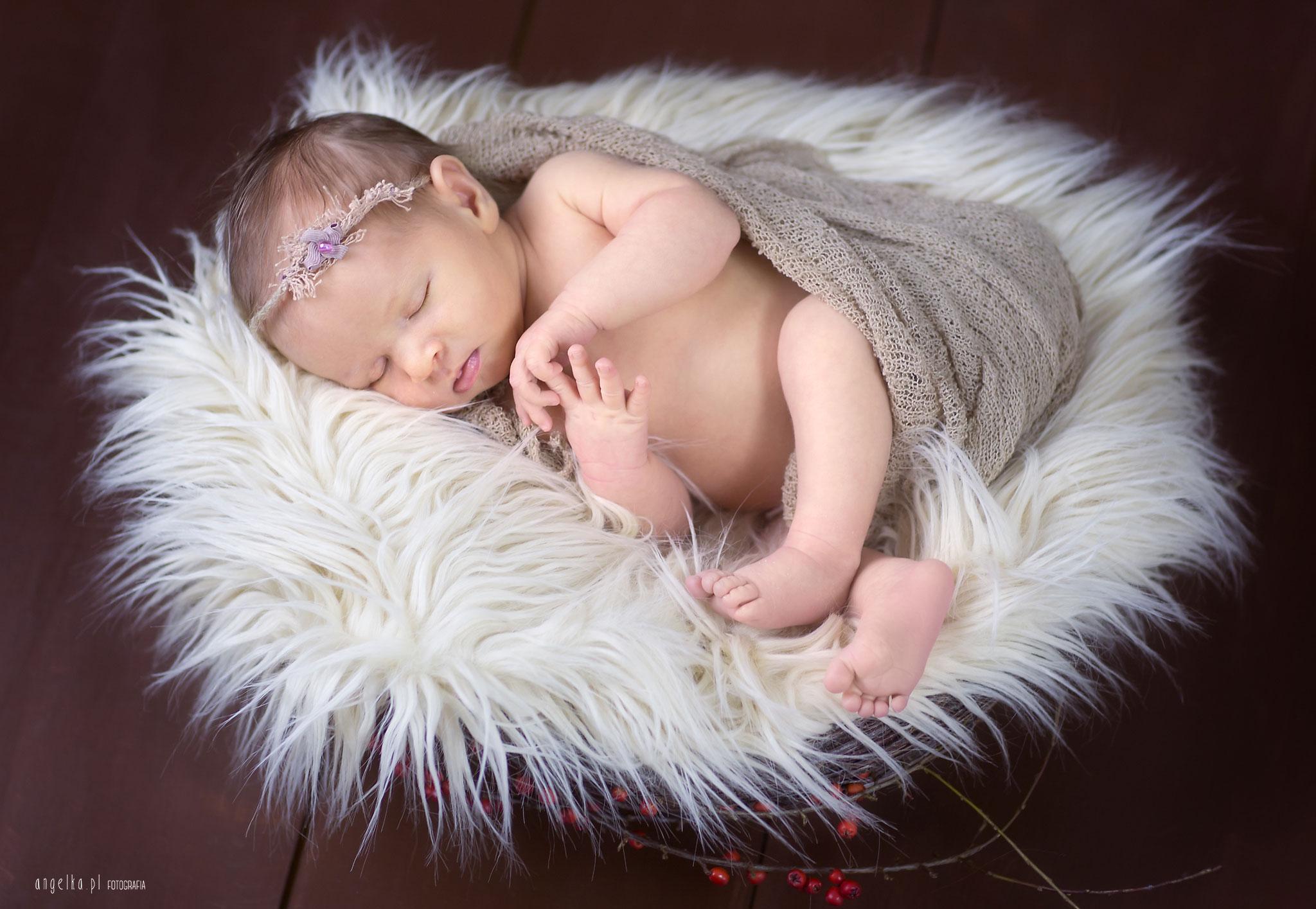 sesja noworodkowa Oli