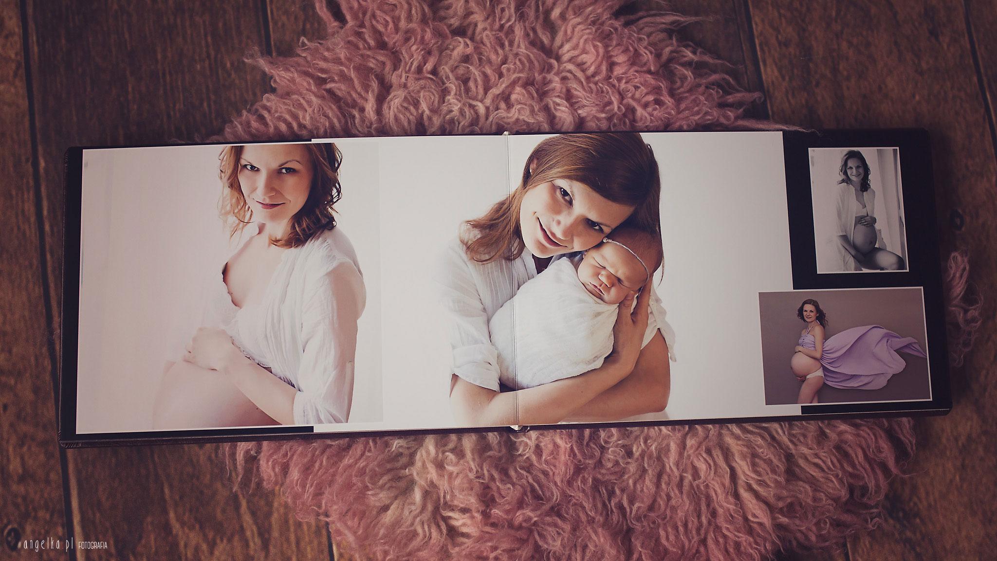 projekt foto książki