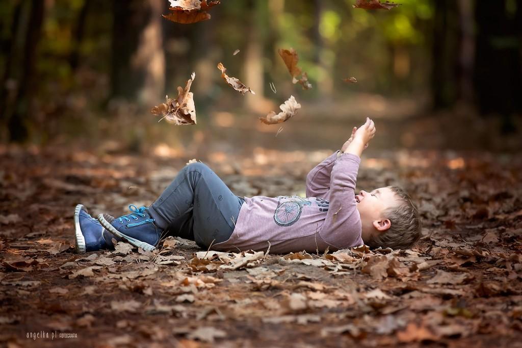 Henry jesiennie
