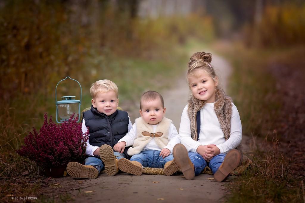 Lilianka, Wiktoria i Ignaś