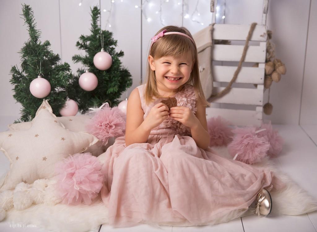 Alicja świątecznie