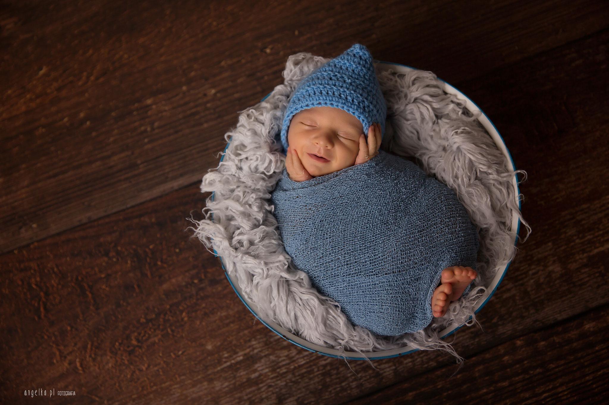 sesja noworodkowa warszawa
