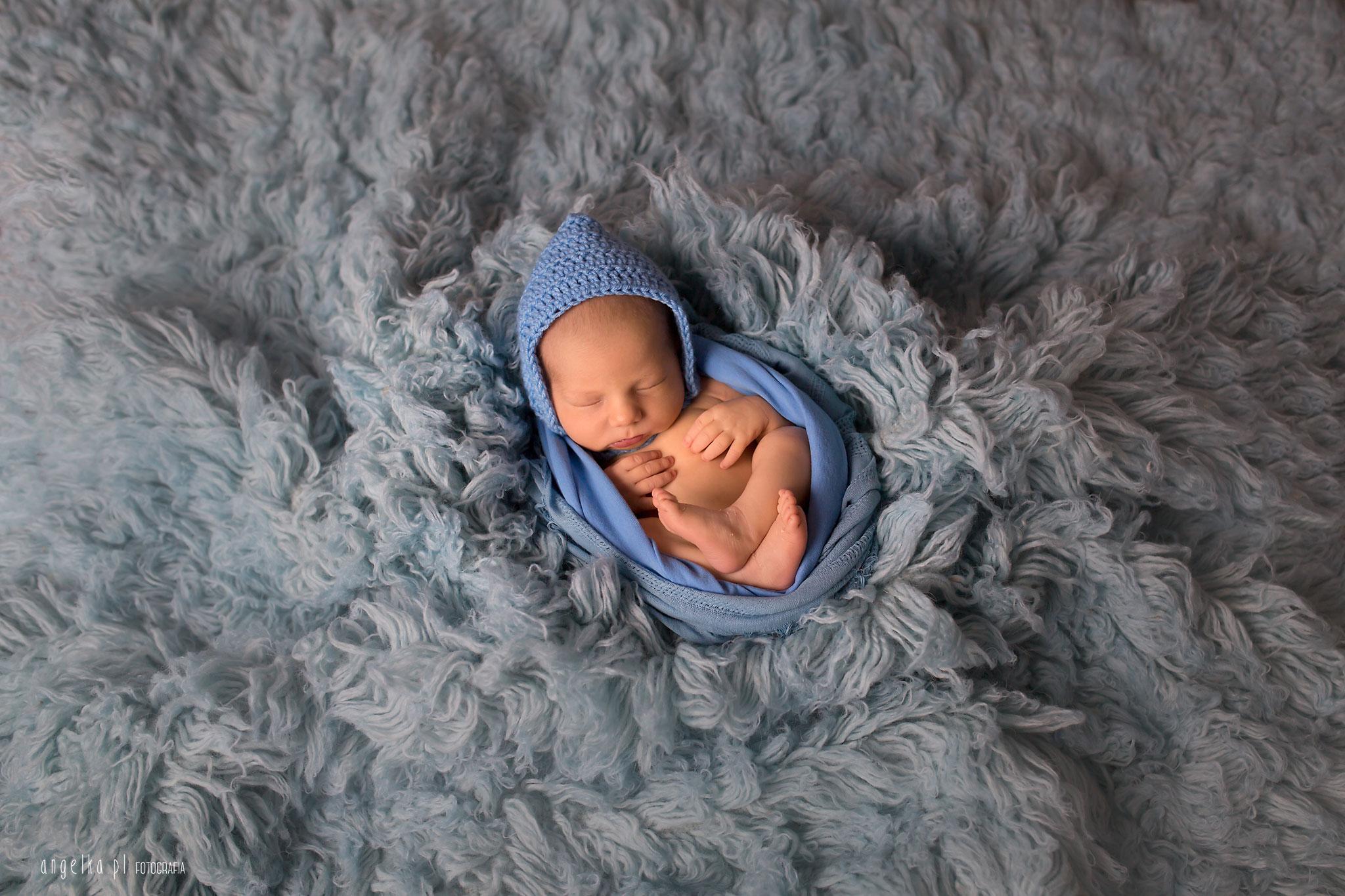 teo zdjęcia noworodka