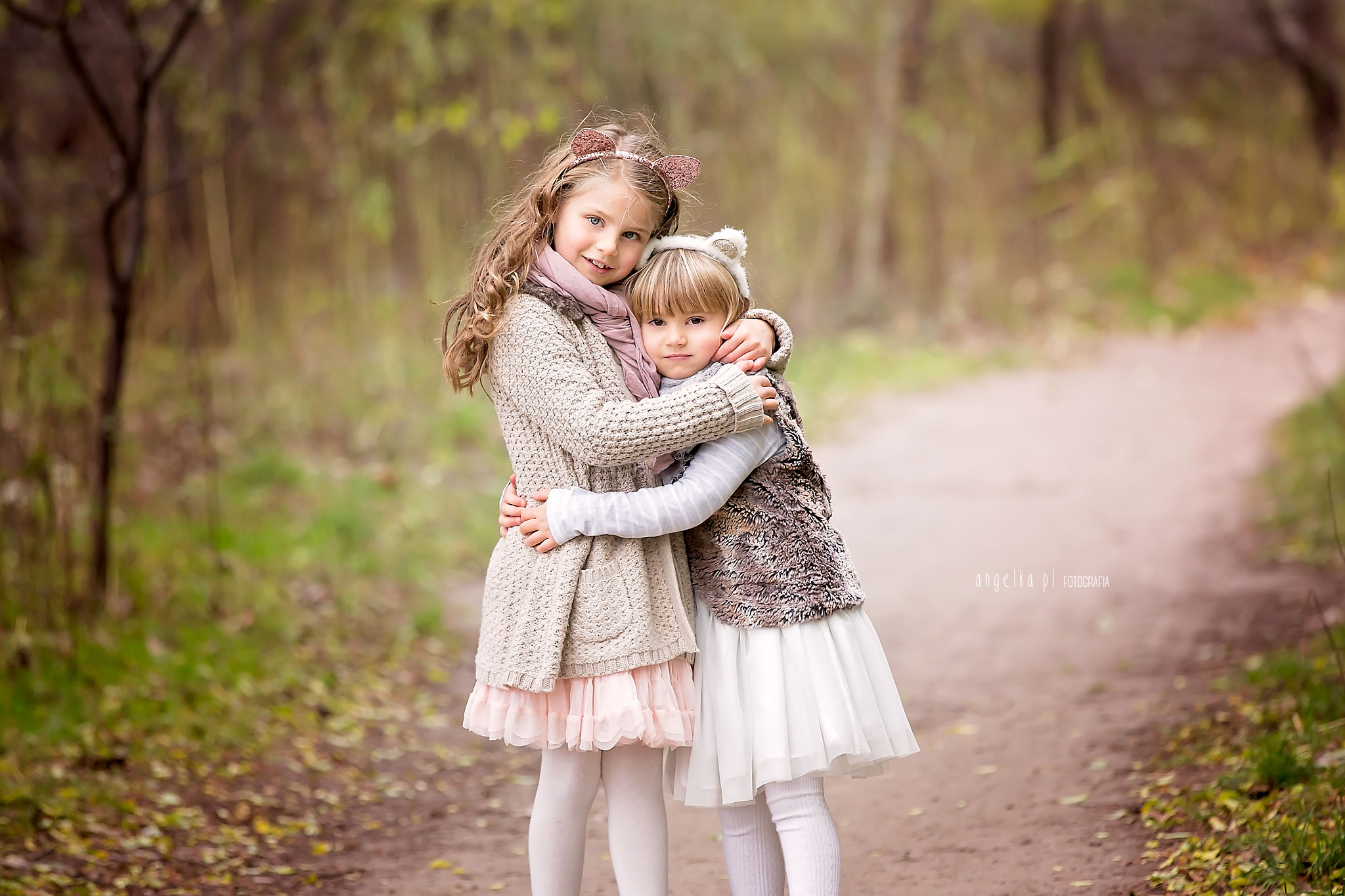 siostry wplenerze jesiennie