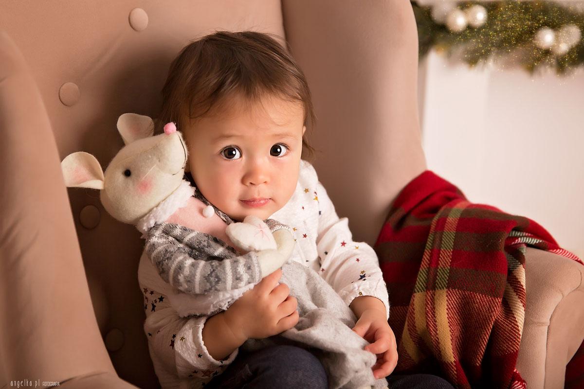 warszawa sesje niemowlece