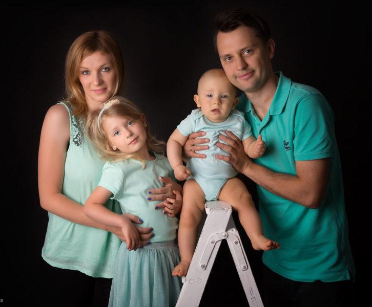 rodzinnie z niemowlakiem