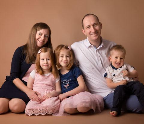 fotografia rodziny