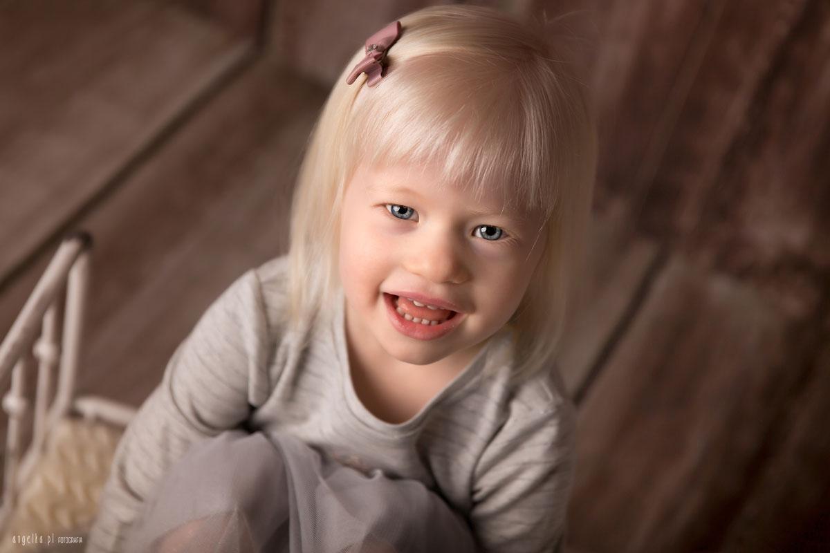 usmiech dziecka