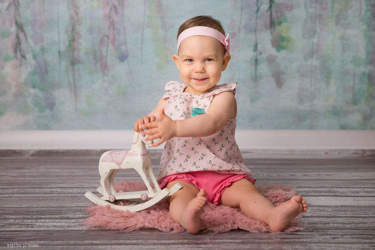 zdjęcia niemowlęce