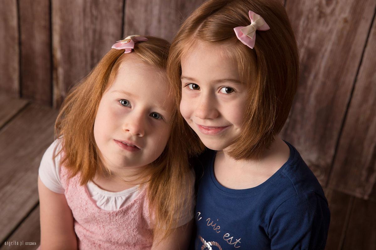 dziewczynki nafotografii