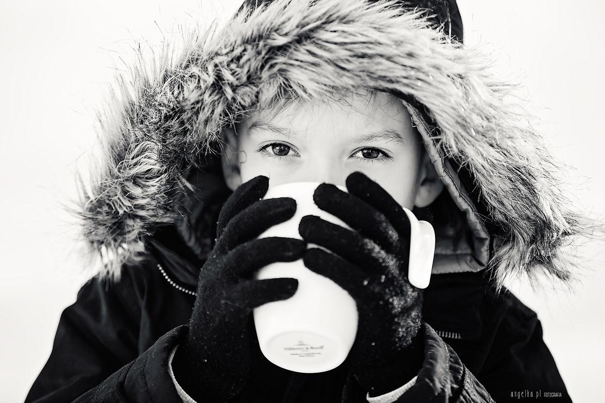 nietuzinkowa sesja zimowa