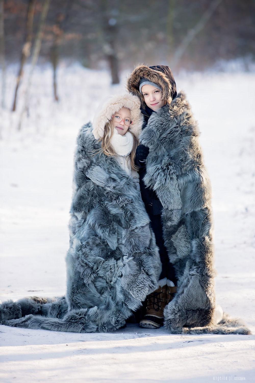 rodzenstwo nasesji zimowej