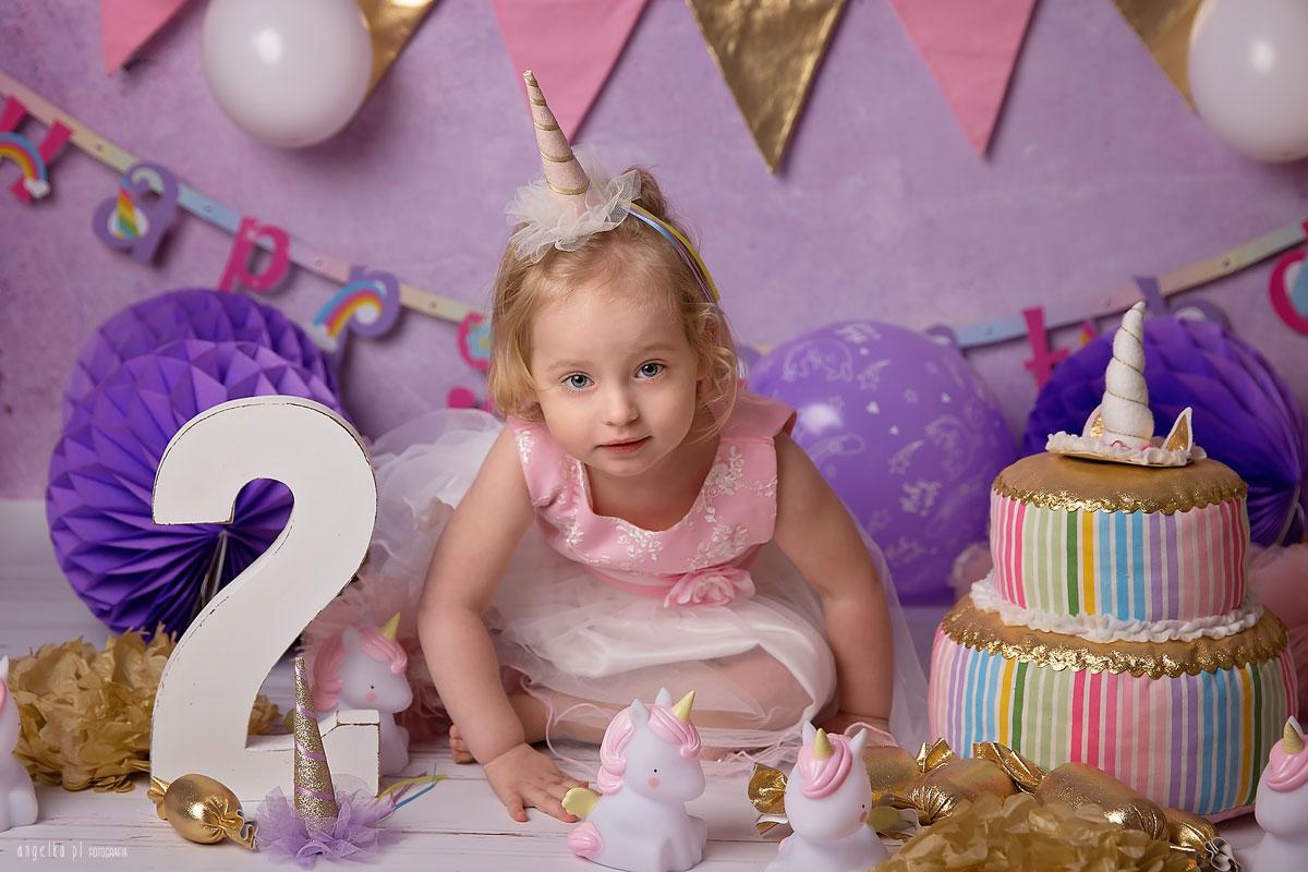 urodziny zjednorozcem