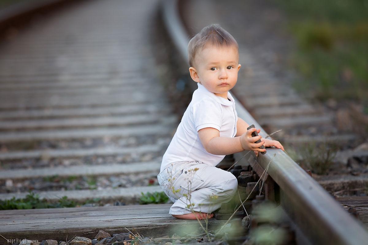 dziecko natorach