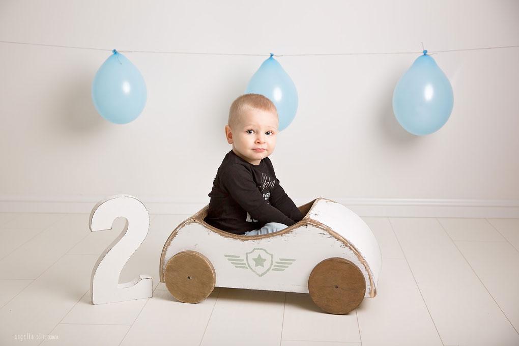 samochodowe urodziny