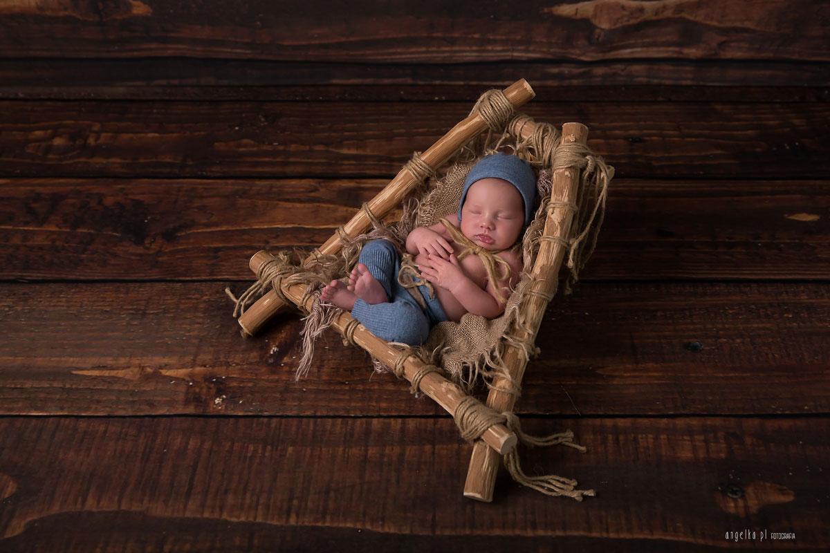 lezak niemowlecy
